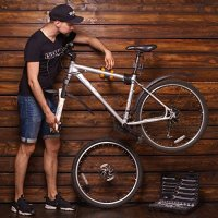 Powerfly Wall Mount Bike Repair Stand - Bicycle Mechanic ...