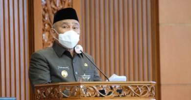 Pidato Perdana Walikota Depok 2021-2026, Idris-Imam Berkomitmen Menjadi Pemimpin yang Melayani