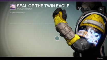 11 - Seal of the Twin Eagle