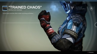 Trained Chaos