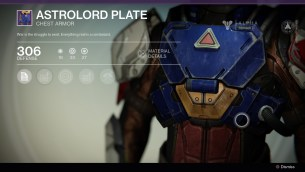 Astrolord Plate