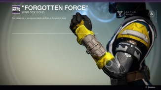 Forgotten Force