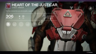 Heart of the Justicar
