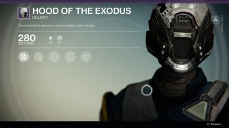 Hood of the Exodus