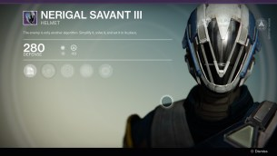 Nerigal Savant III