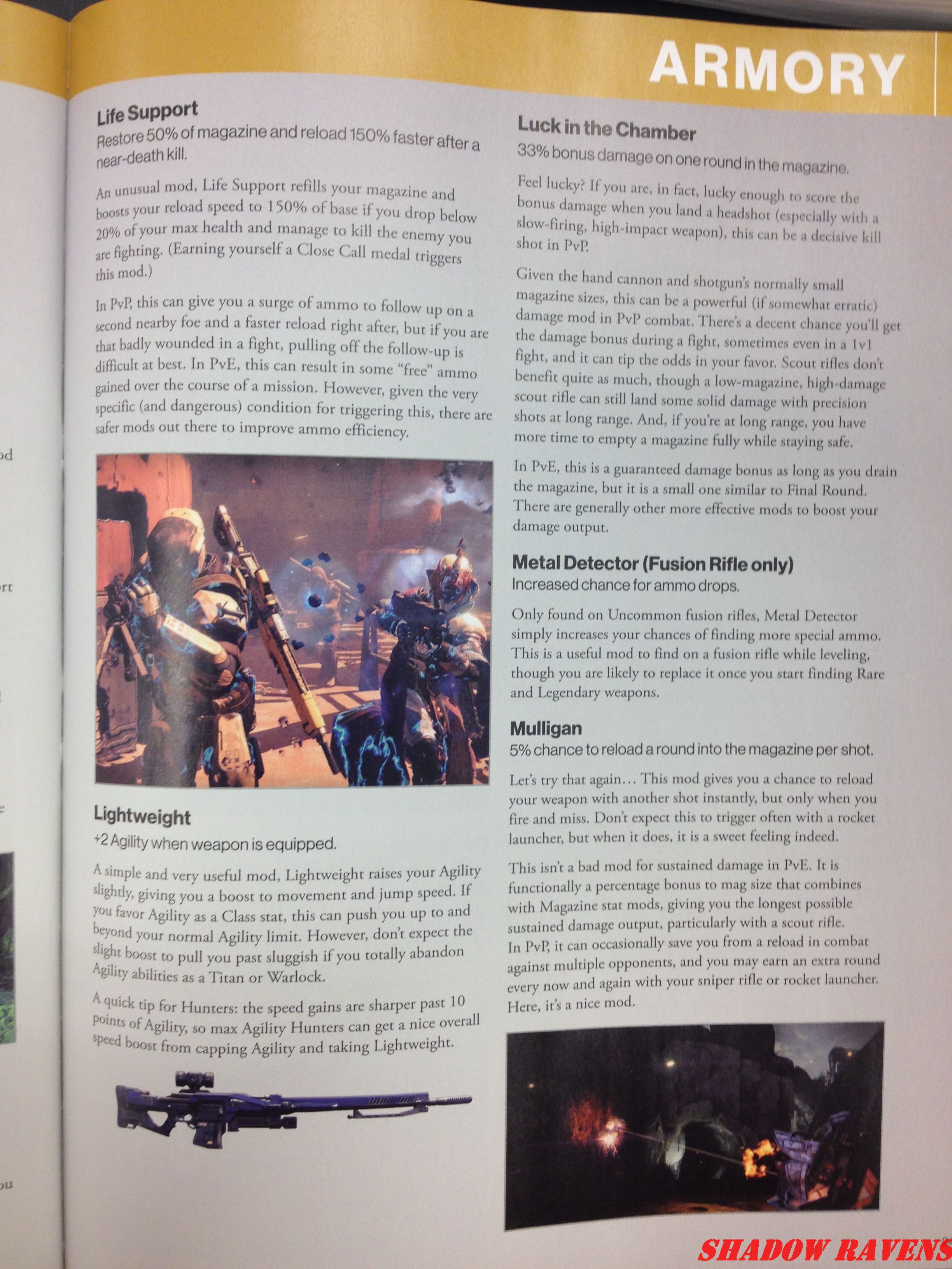 First Look: Inside the Strategy Guide