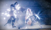 Let the game commence… a Destiny action scene