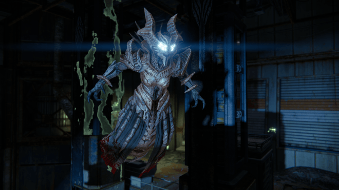Omnigul, boss of the new Will of Crota strike.