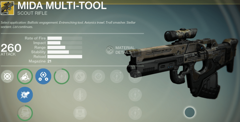 mida multi tool exotic
