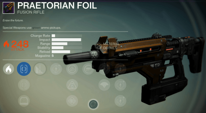 top 5 fusion rifles