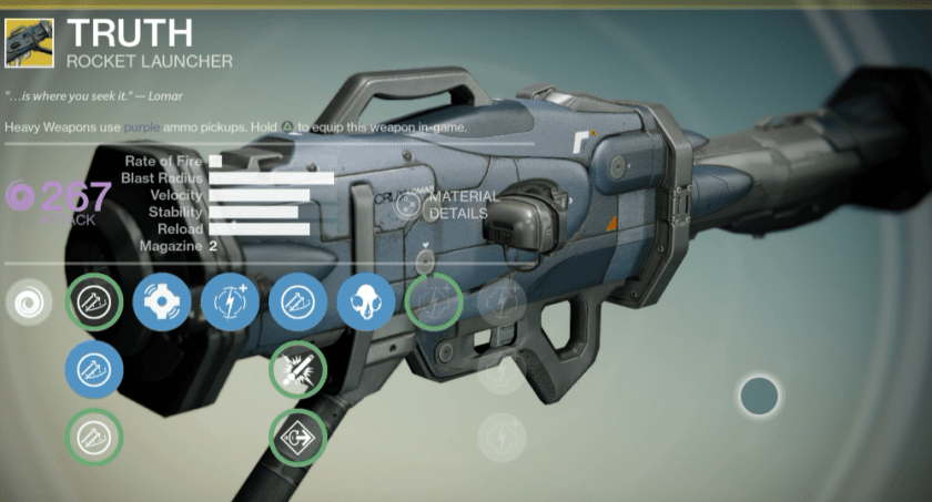 truth exotic destiny