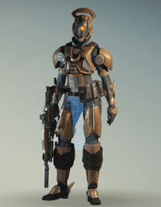 vault of glass raid armor