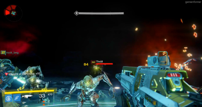 weight of darkness crota end