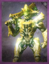 Sardon, Fist of Crota
