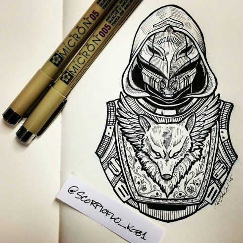 KobOneArt hunter