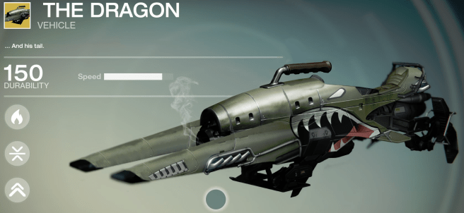 dragon exotic sparrow