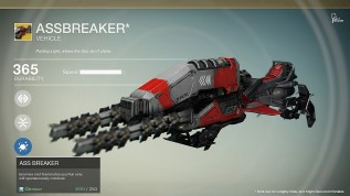 ice breaker exotic sparrow