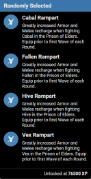 prison elders armor chest perk