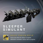 sleeper simulant exotic review