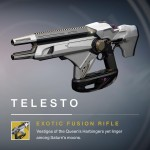 telesto exotic fusion rifle