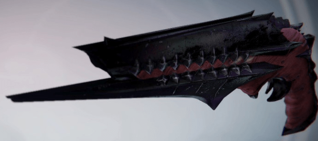 king's fall harrowed hand cannon
