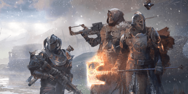 Destiny Rise Of Iron Wallpaper: Exotic Reviews