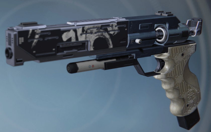trespasser exotic sidearm