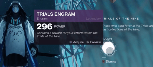 trials engram