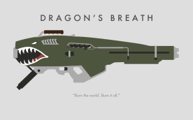 dragons breath wallpaper