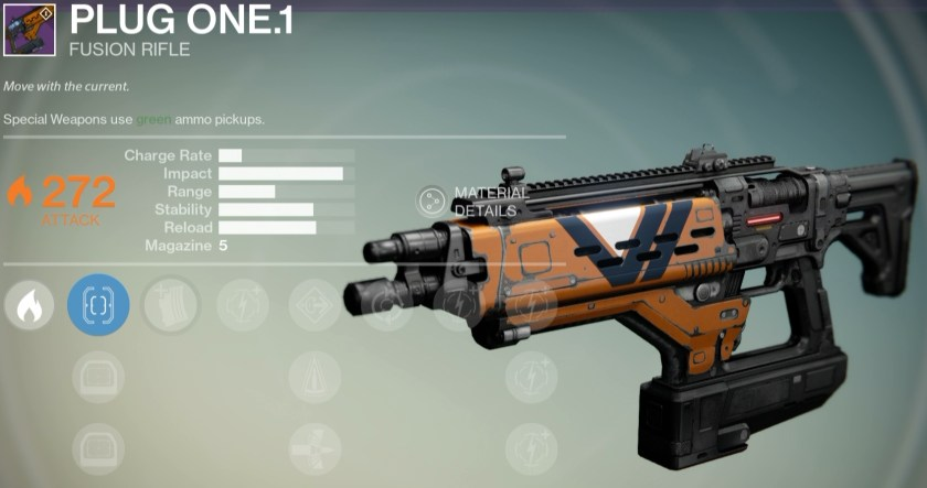 best destiny fusion rifles