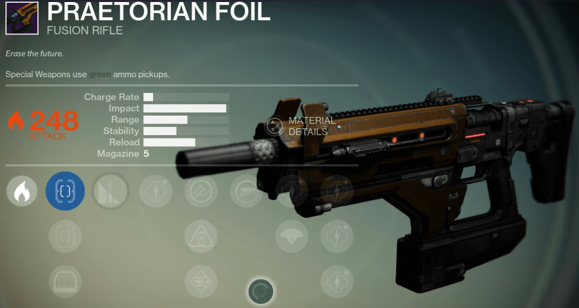 best legendary pve fusion rifles