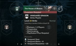 vanguard dragon strike 28