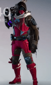 king's fall shader