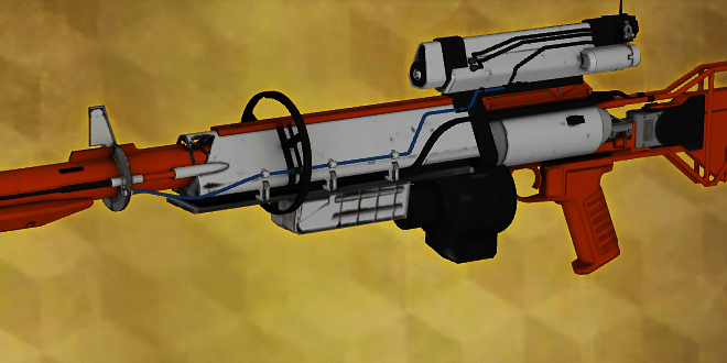 hereafter exotic sniper rifle review