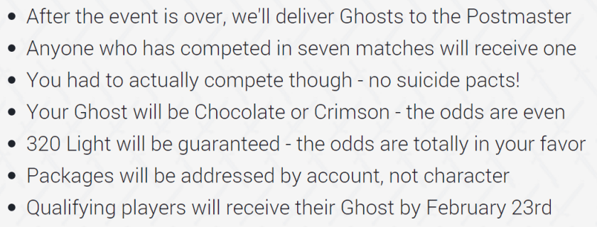 crimson doubles ghosts