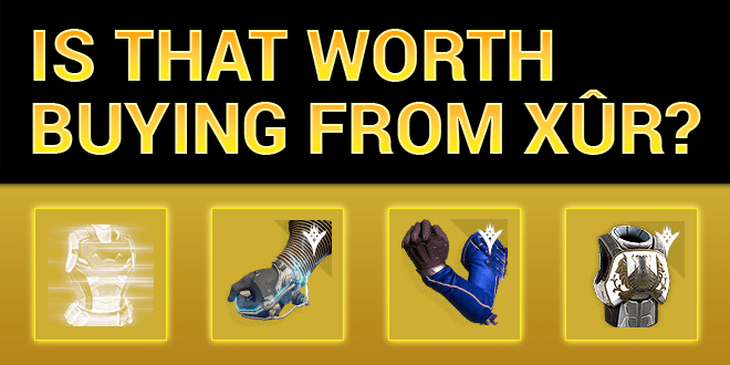 xur worth buying impossible machines crest of alpha lupi
