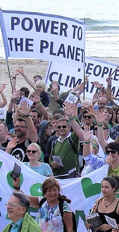 Me&ClimatechangeMarchInBouremouth