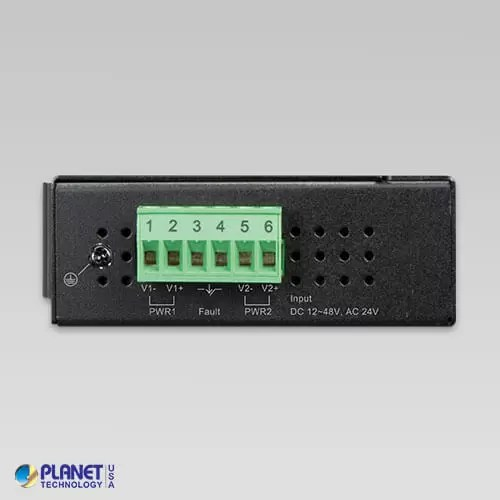 IPOE-162 Industrial PoE Injector Top