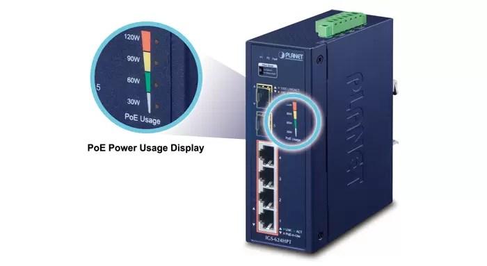 IGS-624HPT LED Indicator