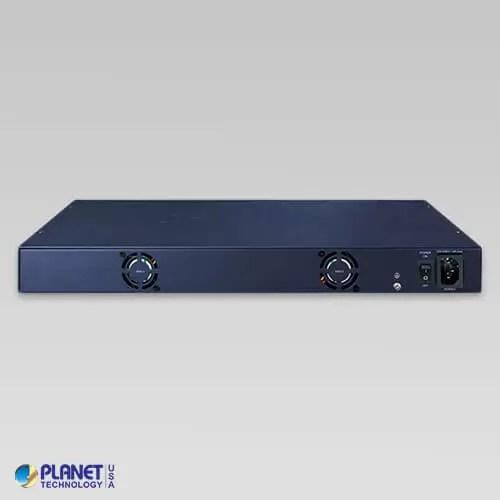 WGSW-20160HP PoE Switch Back