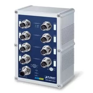 ISW-800T-M12 Industrial Switch