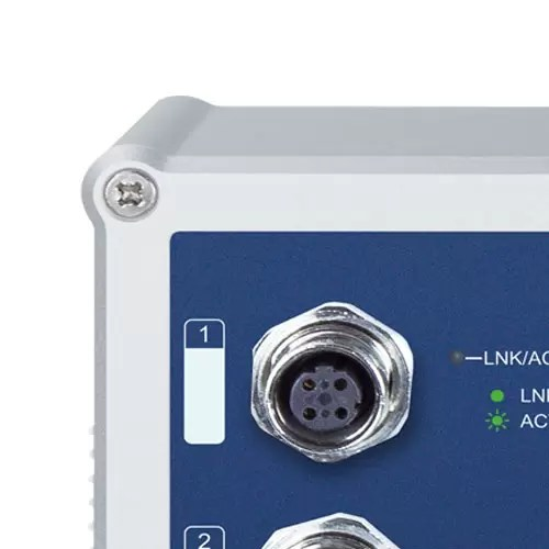 ISW-800T-M12 Industrial Switch M12 port