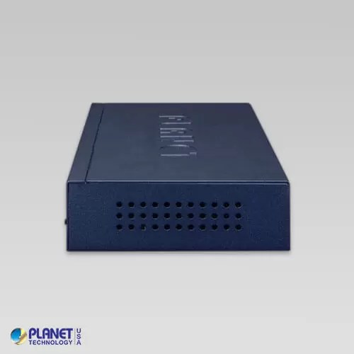 GSD-908HP PoE Switch Side