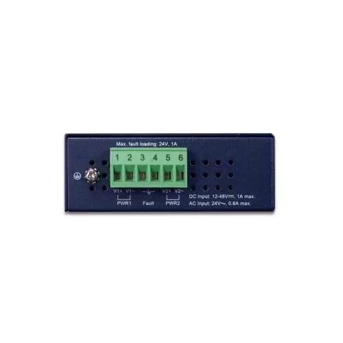 IGT-805AT media converter top