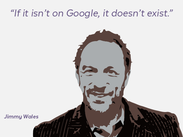 Jimmy Wales Quote