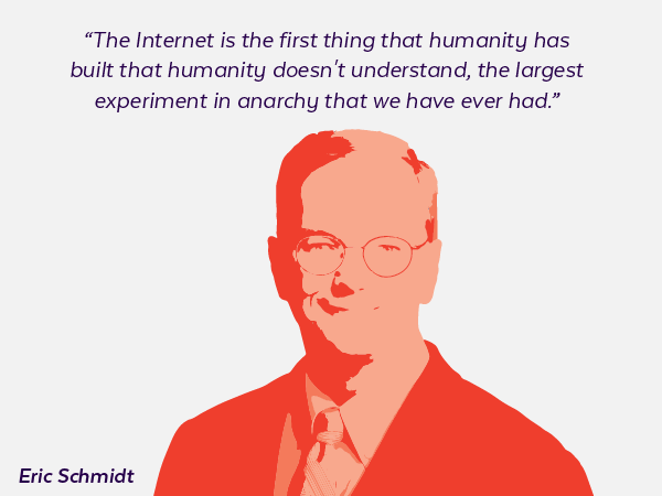 Eric Schmidt Quote