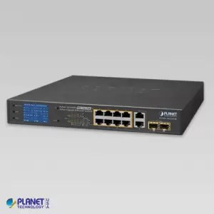 FGSD-1022VHP V2 PoE Switch