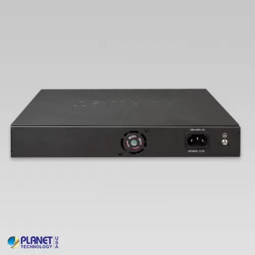 FGSD-1022VHP V2 PoE Switch Back