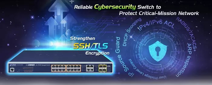 GS-4210-16P4C Cybersecurity