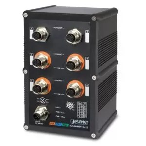 IGS-604HPT-M12 M12 Switch